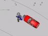 Ricostruzione_dinamica_incidente_impatto_auto-vs_moto_camera_alta